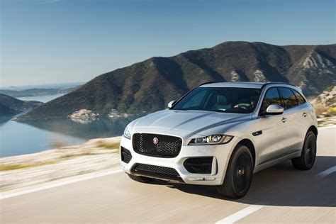 Jaguar Suv Crossover 2017 Jaguar F Pace Review Can An Awd Crossover Be