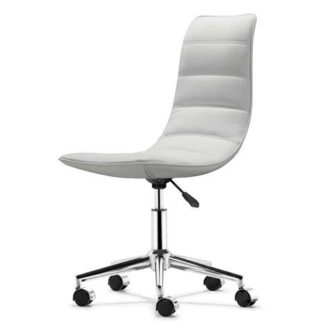 white desk chair with wheels home design ideas