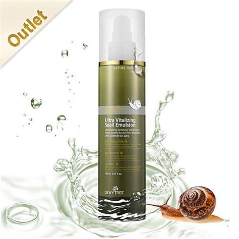 Dewytree Ultra Vitalizing Snail Essence Emulsion 150ml dewytree ultra vitalizing snail emulsion 150ml etc lotion