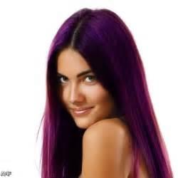purple black hair color purple black hair dye fashion trends 2016 2017
