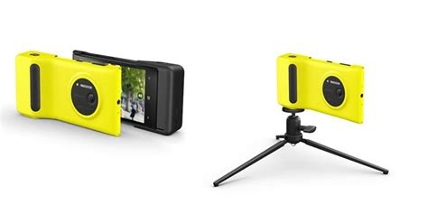 nokia 1020 grip nokia announces grip for lumia 1020