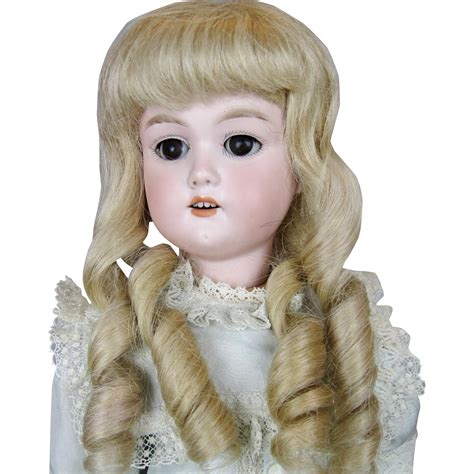 bisque doll heads antique antique german bisque mystery doll from