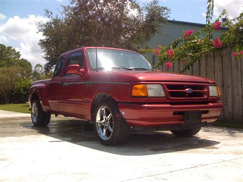1995 Ford Ranger Information And Photos Zomb Drive
