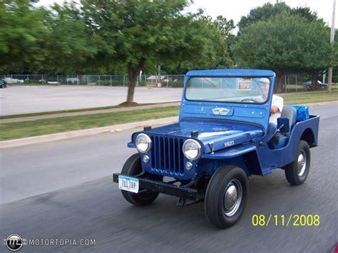 1962 Willys Jeep 1962 Willys Jeep Dj3a Open Id 20348