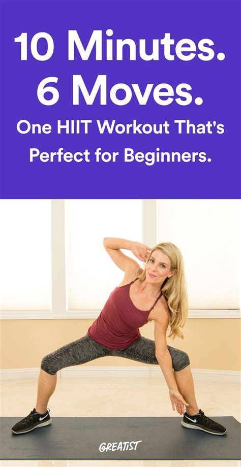 130 best images about hiit workouts on hiit