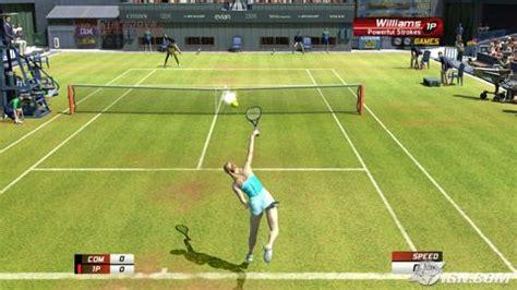 virtua tennis 3 update ign