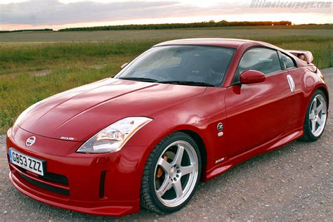 nissan 350z nismo 2004 nissan 350z nismo images specifications and