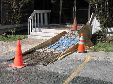 a lot more than 20 interesting ada home floor plans concrete wheelchair r installation parking lot repair