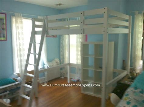 Ikea Stora Loft Bed Assembled In Raleigh Nc By Furniture Bunk Beds Raleigh Nc
