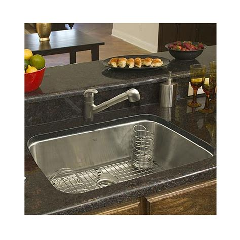 Large Kitchen Sinks Stainless Steel Franke Large Stainless Steel Single Bowl Kitchen Sink Undermount Fsus900 18bx Ebay