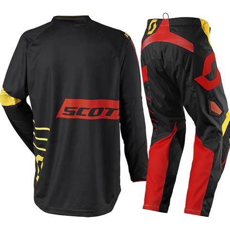 Jersey Motocross Top Brand 2017 2017 mx new 350 dirt black yellow jersey pant dirt