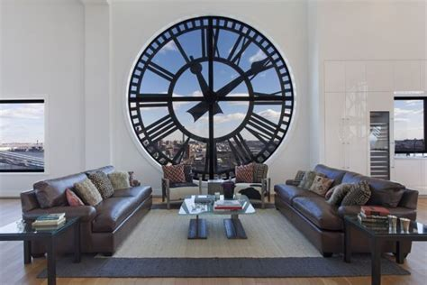 living room clocks striking wall clocks can give your home a timeless and