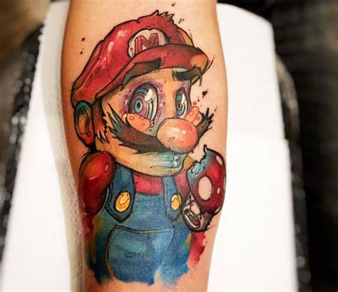cartoon realism tattoo 35 entertaining cartoon tattoo ideas amazing tattoo ideas