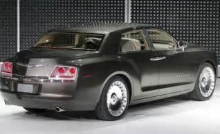 Future Chrysler 300 2017 Chrysler 300 New Concept New Automotive Trends