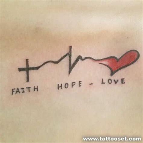 tattoo love life hope faith tattoos google search tattoo ideas pinterest