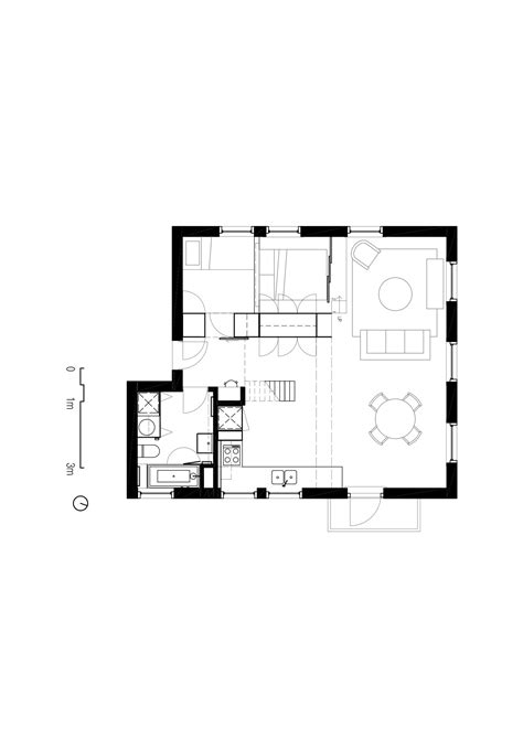 Bc Floor Plans gallery of flinders lane apartment clare cousins