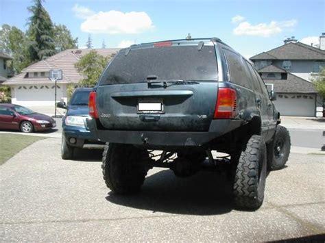 jeep wj rear bumper wj rear bumper