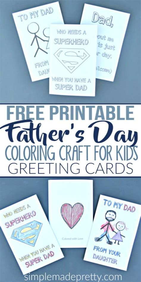 printable christmas cards dad 187 best images about father s day ideas on pinterest