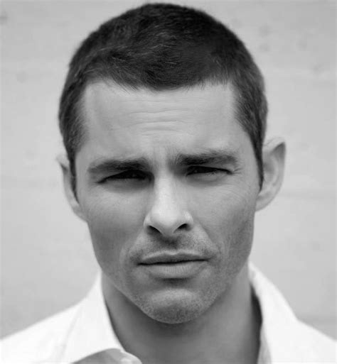 side buzzed men hair buzz cut hair for men 40 low maintenance manly hairstyles