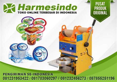 Alat Press Plastik Untuk Minuman jual mesin cup sealer m727 alat press kemasan tutup
