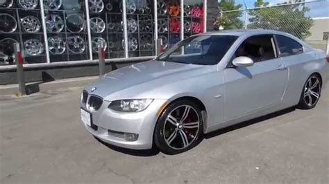 bmw rims 3 series hillyard lions 2006 bmw 3 series coupe on 18