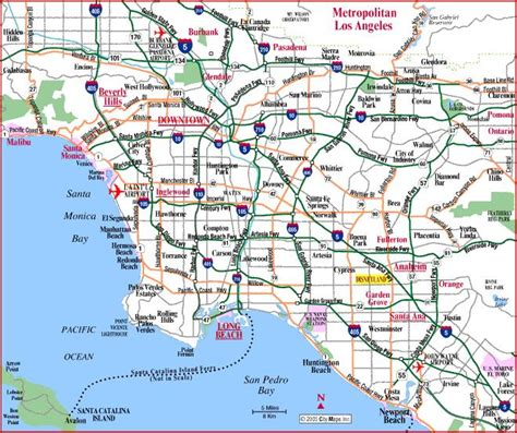 southern california highway map atlas shrugs