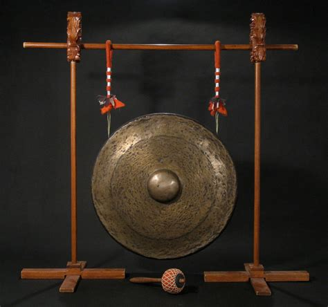Gong Musical Instrument   Music Zone