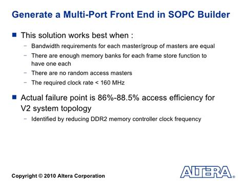 remove  external memory bottleneck   video design