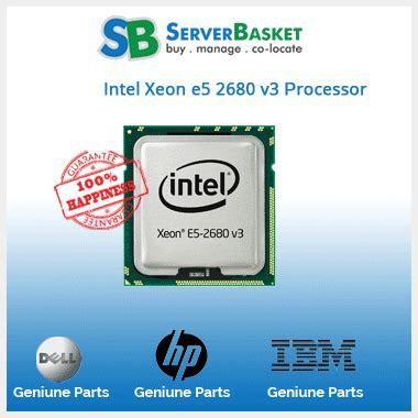 intel xeon best processor buy intel xeon e5 2680 v3 processor in india at