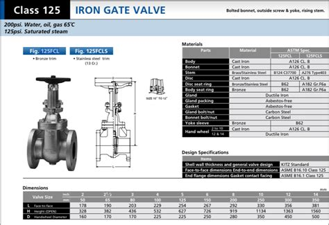 Check Valve Cast Iron Kitz kitz 125fcl cast iron gate valve tyval industrial supply
