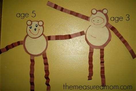 new year monkey activities for preschool letter m crafts for preschoolers the measured