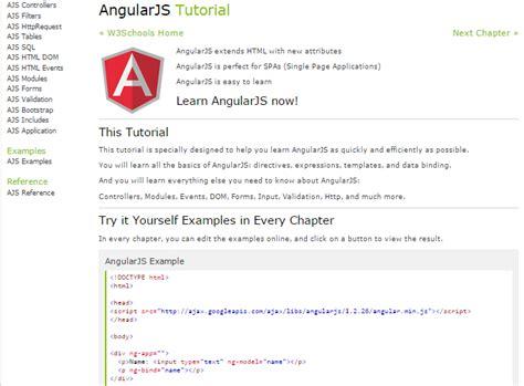 javascript tutorial point learn angularjs best tutorial point for beginners