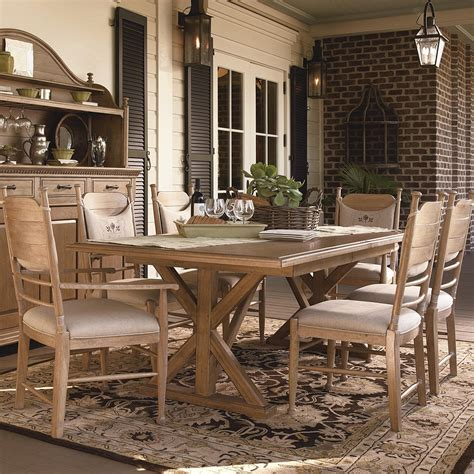 paula deen table and chairs paula deen home family style 7 dining set