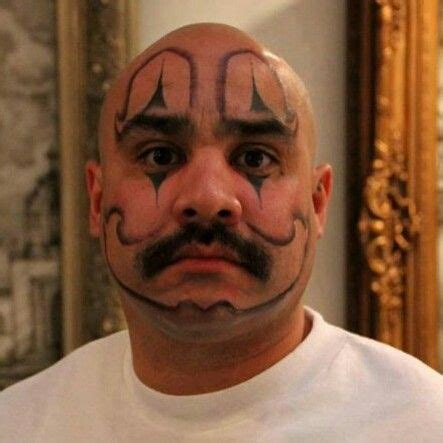 tattoo fail face 128 best images about clawn on pinterest circus clown