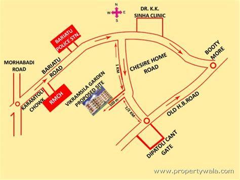 Floor Plans For Houses In India Vikramshila Garden Bariyatu Road Ranchi Apartment