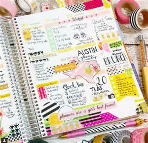 build a planner diy planner series decorate your planner on the cheap