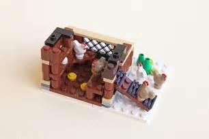 Chicken Coop Interior Lego Ideas Winter Farm The Family Brick