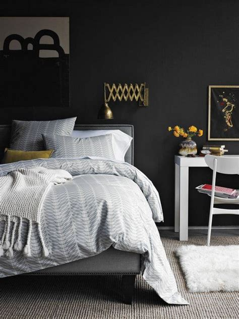 22 charcoal grey bedrooms messagenote