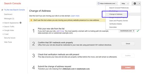 Gmail Search From Addresses How To Change Your Domain Keeping Seo Benefits