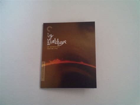 By Brakhage An Anthology Volumes One And Two Criterion criterionforum org packaging for by brakhage an anthology volumes one and two