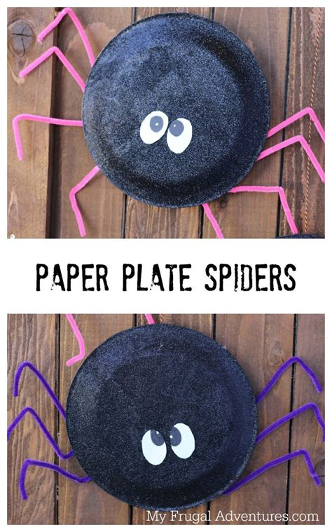 crafts to do with paper plates 1557 best spook tacular ideas images on