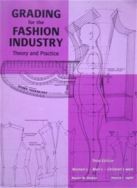 patternmaking and grading books 1000 images about sewing pattern design books on