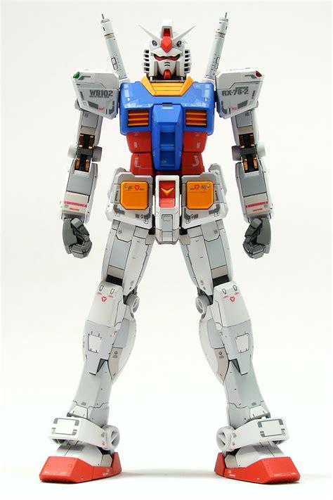 Rg 1144 Rx 78 2 Gundam Ver Ka rg 1 144 rx 78 2 gundam painted build by chorock gundam kits collection news and reviews