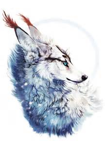101 best anime wolfs images on pinterest