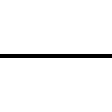 Line Black Top 26317 horizontal line free interface icons