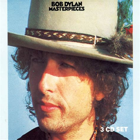 Masterpieces Bob Dylan