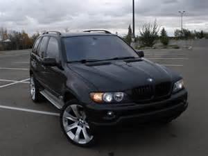 Bmw E53 Interior Bmw Automobiles Bmw X5 2004 Black