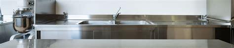 edelstahl arbeitsplatten edelstahl arbeitsplatten f 252 r gastronomie privaten gebrauch