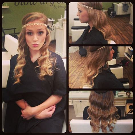 prom gair styles like batsby great gatsby dance hair curls greatgatsby hair by