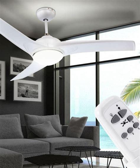 ladari a pale con telecomando globo primo 0305 ventilatore a soffitto 3 pale con